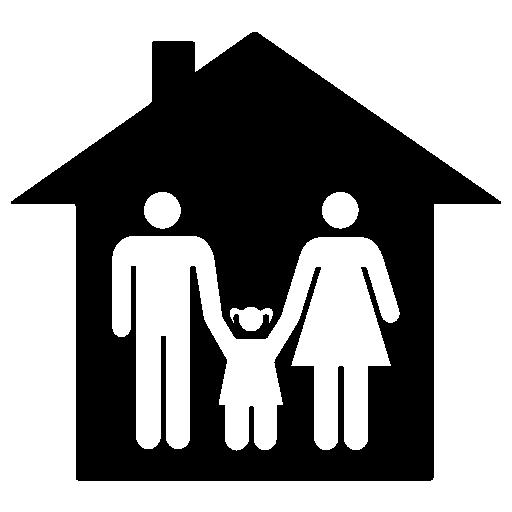 домик иконка